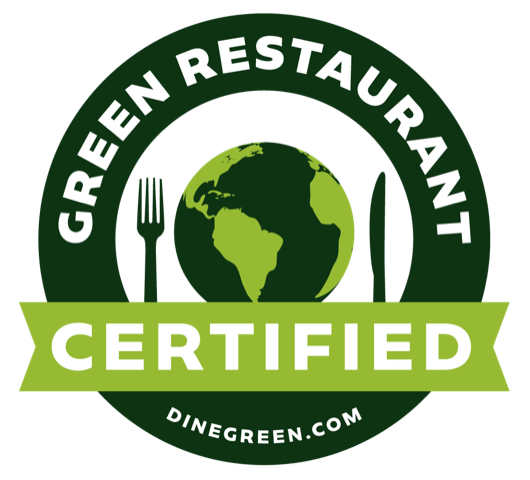 Green Restaurant Certified logo
